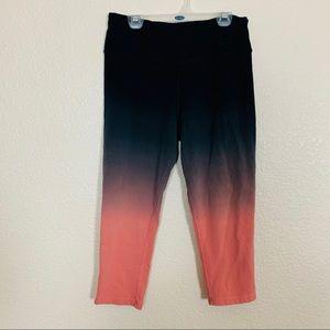 Nike | Dri-Fit Ombré Capri Leggings